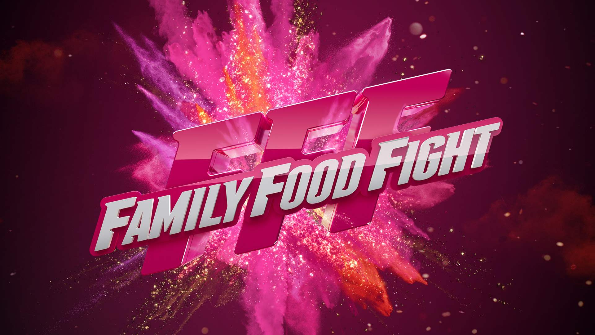 Family Food Fight Casting
